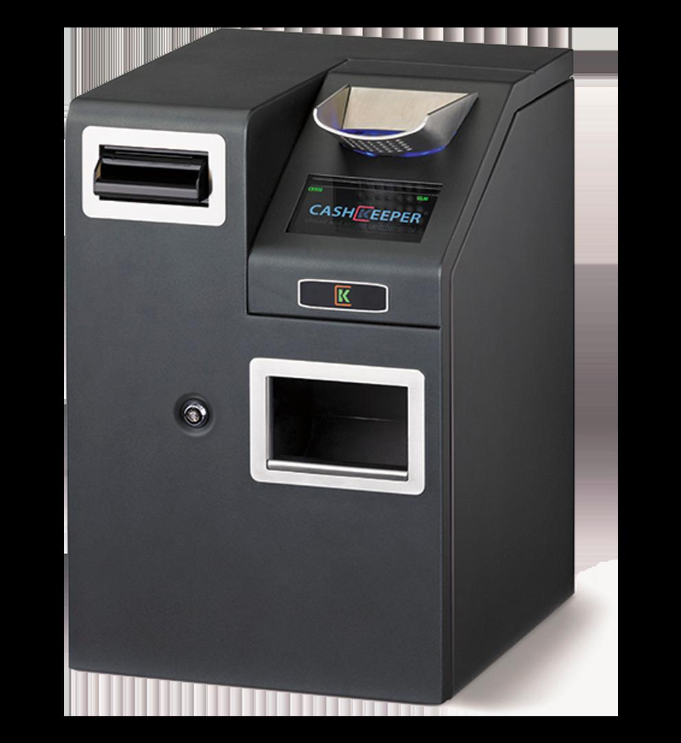 aparatos de cobro cashkeeper