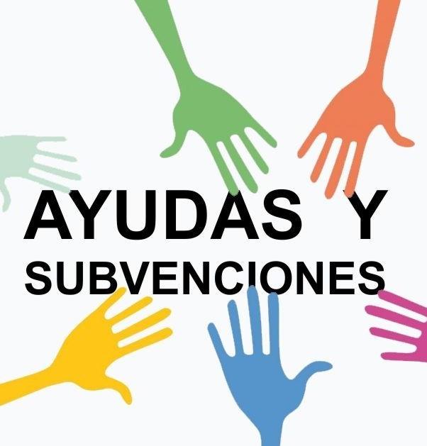 logo ayudas y subvenciones